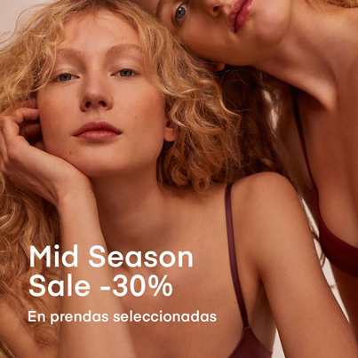 OYSHO: MID SEASON SALE